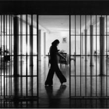 Gestio presó de Trinitat Dones 1977 (Foto de Pilar Aymerich)